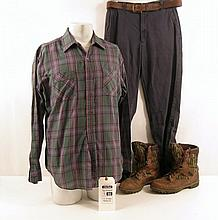 Out of the Furnace Gerald 'Red' Baze (Sam Shepard) Costume