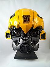 Transformers Bumblebee Head Prop