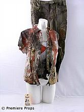 The Eye Female Burn Victim Costume