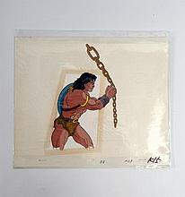 Conan The Adventurer Animation Cels