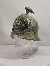 Immortals Hoplite Soldier Battle Helmet Movie Props