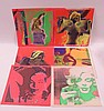 Marilyn Monroe Bert Stern Set Of Original Black Light Serigraphs