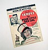 Shirley Temple Original Sheet Music  From Poor Little Rich Girl