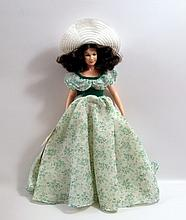 Scarlett O'Hara World Doll Collectable From Gone With The Wind
