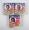 Rare Presidential Bubble Gum Cigars for Hillary, Al and George For 2000 Campaign