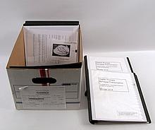 Transcendence Dr. Casey's (Xander Berkeley) Hero Evidence Box Movie Props