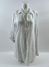 Transcendence Evelyn's (Rebecca Hall) Shirt Movie Costumes