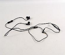 Transcendence Joseph Tagger (Morgan Freeman) Earbuds Movie Props