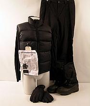 Barricade Terrance Shade (Eric McCormack) Costume