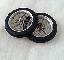 E.T. The Extra-Terrestrial Miniature Special Effects BMX Dirt Bike Wheels