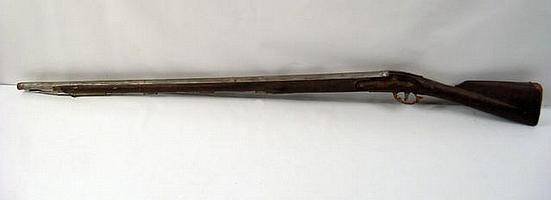 Pirates Of The Caribbean Black Pearl Rifle Prop