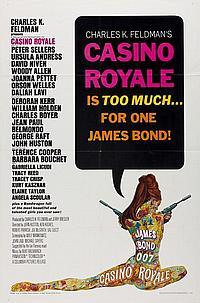 Casino Royale U.S One Sheet 27