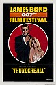 Thunderball Film Festival  U.S One Sheet 27