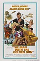 Man w/Golden Gun U.S One Sheet 27