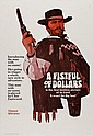 A Fistful of Dollars U.S Advance Teaser 1 Sheet 27