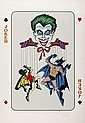 Batman Litho Joker