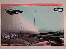 Tony SOULIE 'A380 route proving - Orlando - USA