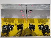 Tony SOULIE 'A380 Main Landing gear on the tarmac