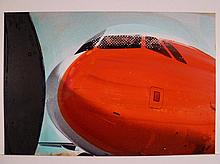 Tony SOULIE 'A321 Cockpit