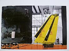 Tony SOULIE 'A380 vertical tail - Stade factory - Germany