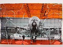 Tony SOULIE 'A380 Final assembly line - Blagnac - France