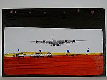 Tony SOULIE 'A380 Route proving  -  New York - USA