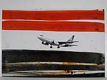 Tony SOULIE 'A318 Steep  approach - London - UK' .