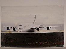 Tony SOULIE 'A380 certification test - water test ñ Istres - France