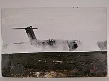 Tony SOULIE 'A400M  cold weather trial - Kiruna - Sweden