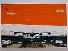 Tony SOULIE 'A340-600 High Altitude Campaign - La Paz -Bolivia
