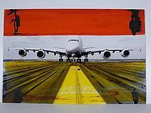 Tony SOULIE 'A380 front view