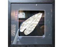 Leaf decorative frame