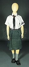 IS075 - Iron Sky - German School Girl's  Costume
