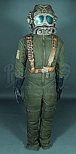 IS058 - Iron Sky - German Spaceship Pilot Costume