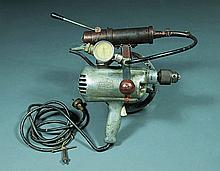 IS246 - Iron Sky - Dr Richter's (Tilo Prückner) Original Prop Drill