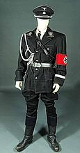 IS007 - Iron Sky - Klaus' (Gotz Otto) Ceremonial Uniform Costume