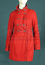 IS031 - Iron Sky - President's (Stephanie Paul) Red Original Jacket