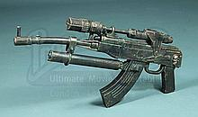 IS243 - Iron Sky - Stunt Prop Rifle