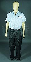 IS090 - Iron Sky - USS George W Bush Spaceship Crew Costume