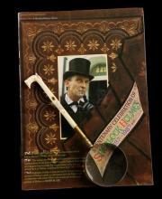 THE ADVENTURES OF SHERLOCK HOLMES (1984) - Sherlock Holmes' (Jeremy Brett) Looking Glass