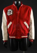 BACK TO THE FUTURE (1985) - Prototype Hill Valley High School Letterman Jacket