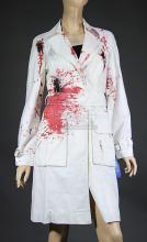 BATTLESTAR GALACTICA: RAZOR (2007) - Number Six's (Tricia Helfer) Bloody Costume