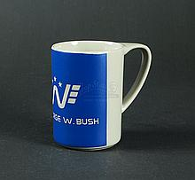 IS264 - Iron Sky - 'USS George W Bush' Mug - 264