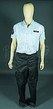 IS092 - Iron Sky - USS George W Bush Spaceship Crew Costume