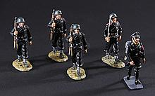 IS274 - Iron Sky - Set of Prop Miniature SS Soldiers