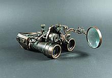 IS232 - Iron Sky - Prop German Binoculars