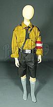 IS071 - Iron Sky - German School Boy's Costume