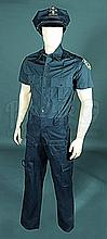 IS039 - Iron Sky NYPD Officer Costume