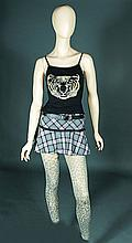 IS148 - Iron Sky - Woman's 'Prostitute' Costume