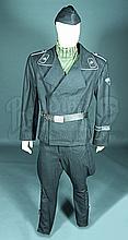 IS046 - Iron Sky - Gotterdammerung Pilot Crew Costume